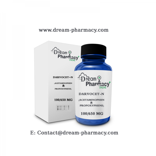 DARVOCET-N (ACETAMINOPHEN & PROPOXYPHENE) 100 650 MG